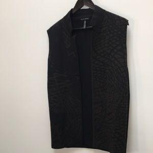 Sarah Pacini vest one size